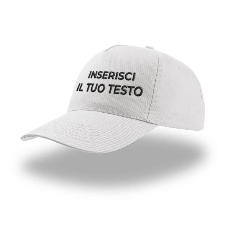 Cappello Personalizzato in Ricamo