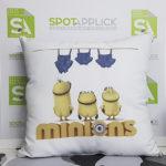Cuscino minions spotapplick prodotti