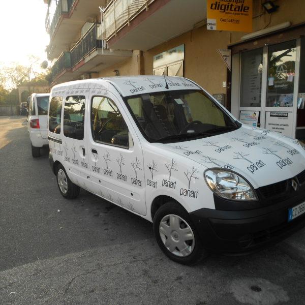 decorazione automezzi SpotApplick car wrapping