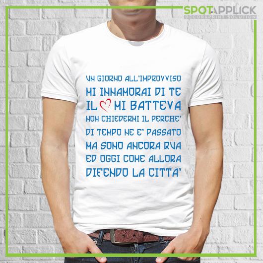 T Shirt Un Giorno All'Improvviso