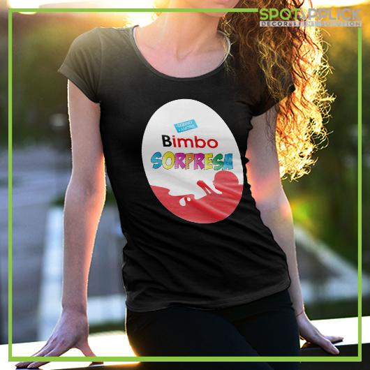 T Shirt Bimbo Sorpresa