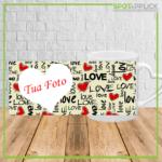 tazza love 2 SpotApplick prodotti