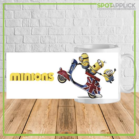 Tazza Minions 002