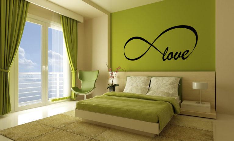Sticker Adesivo Love Infinito