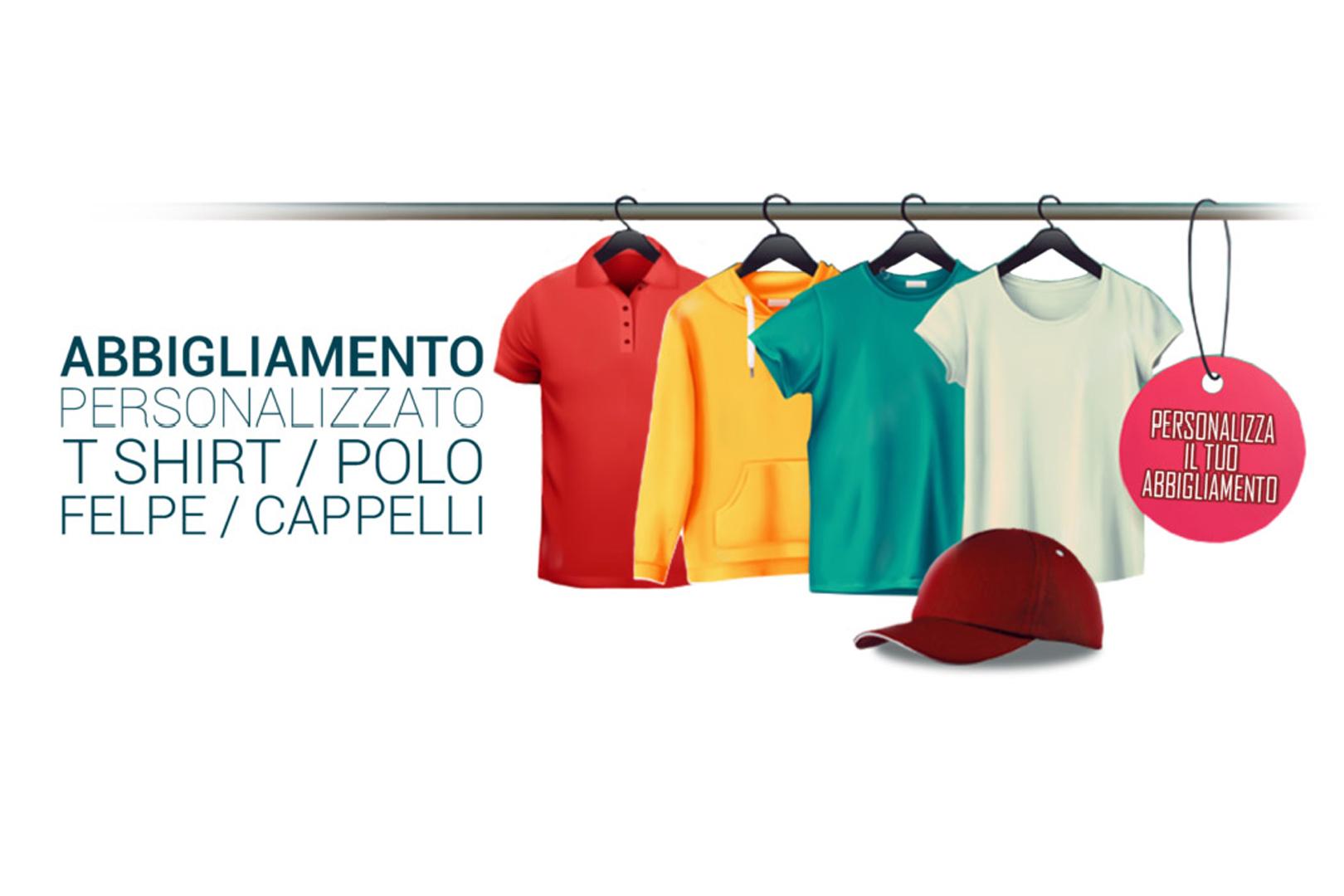 Abbigliamento Personalizzato • SpotApplick | Stampa Digitale ...