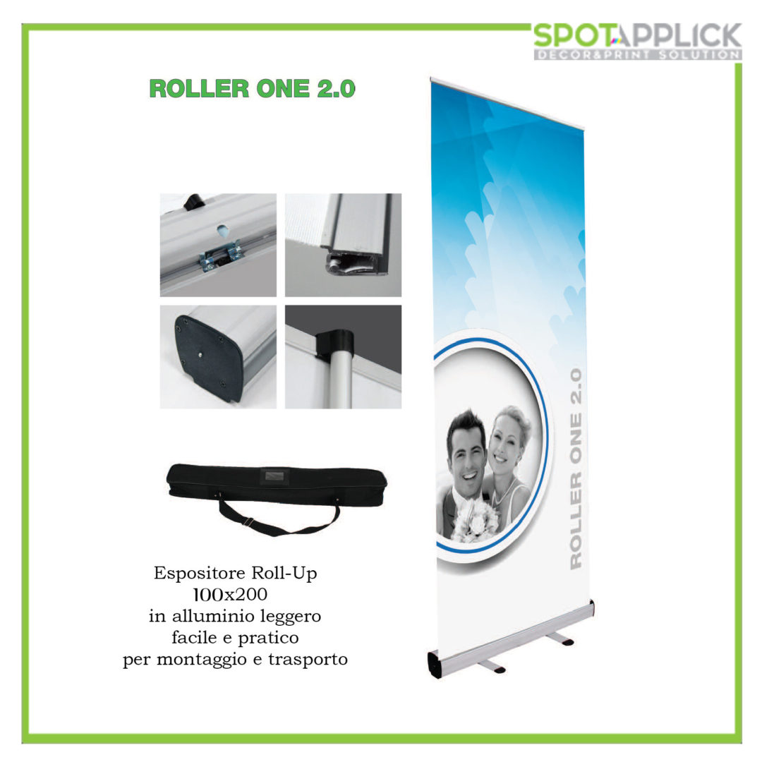 Roll Up SpotApplick Prodotti