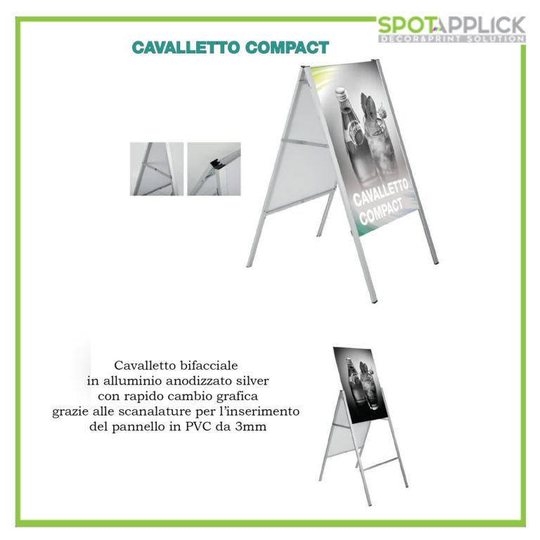 Cavalletto Compact 70×100