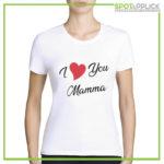 t shirt festa della mamma SpotApplik Napoli