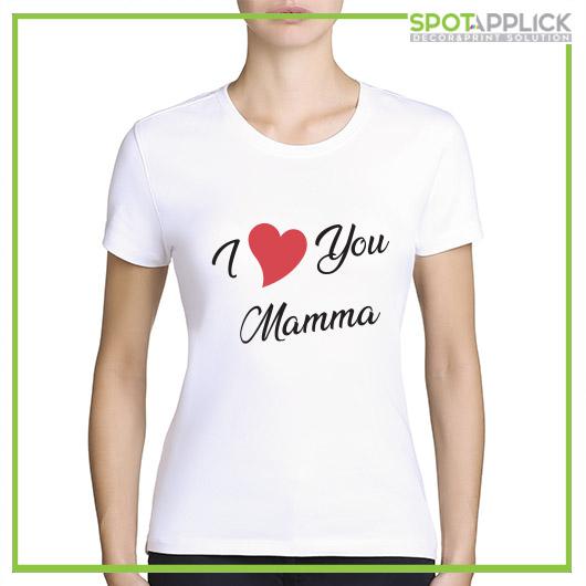T Shirt Festa Della Mamma 002