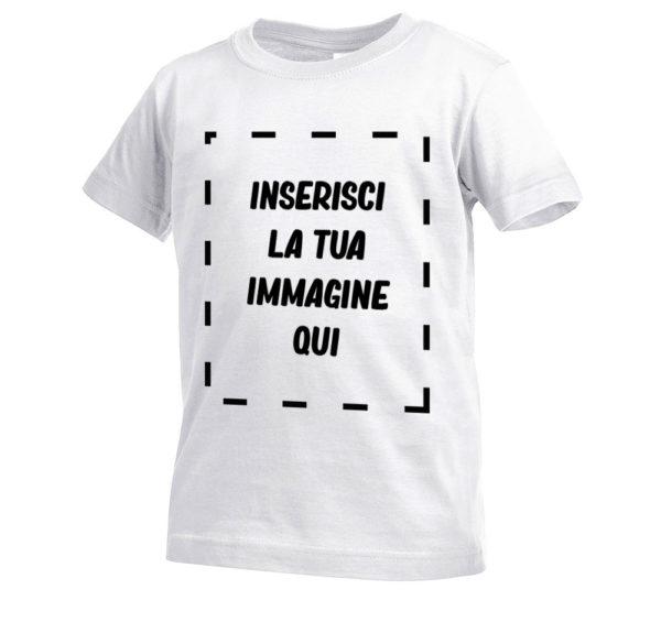 T Shirt Bambino/a Personalizzata