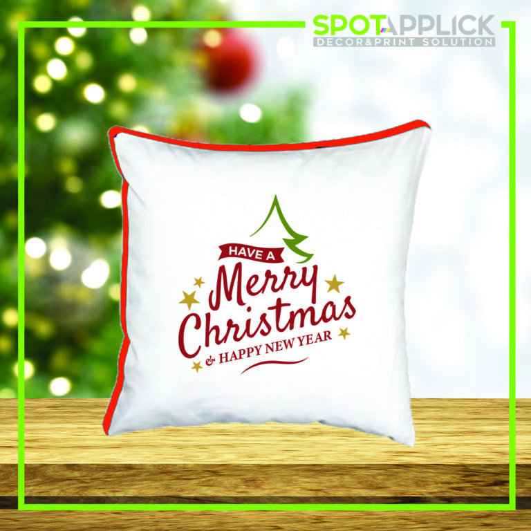 Cuscino Natale