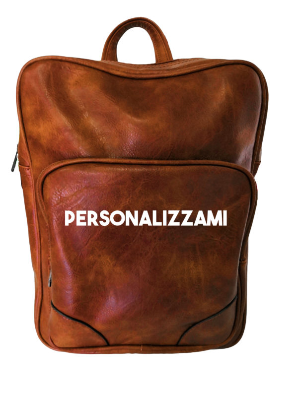 Zaino Personalizzabile in Ricamo