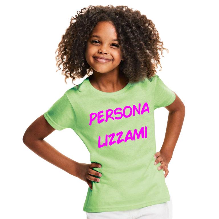 T shirt Bambina Personalizzata