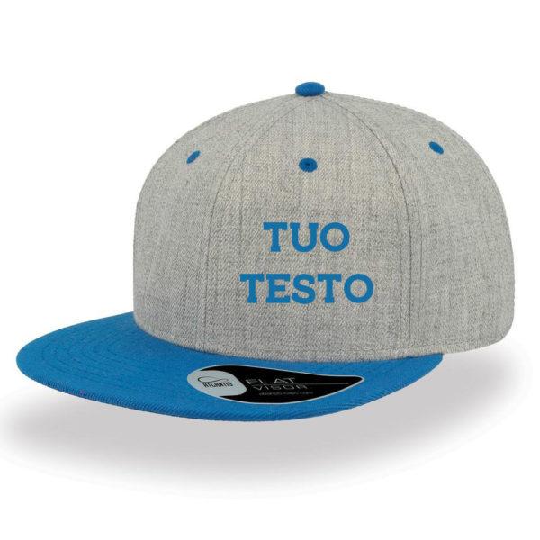 Cappello Snap Personalizzato
