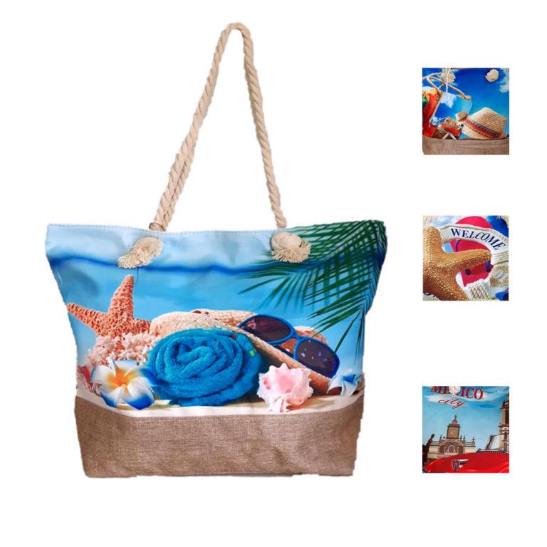 Borsa Mare \ Spiaggia Personalizzabile