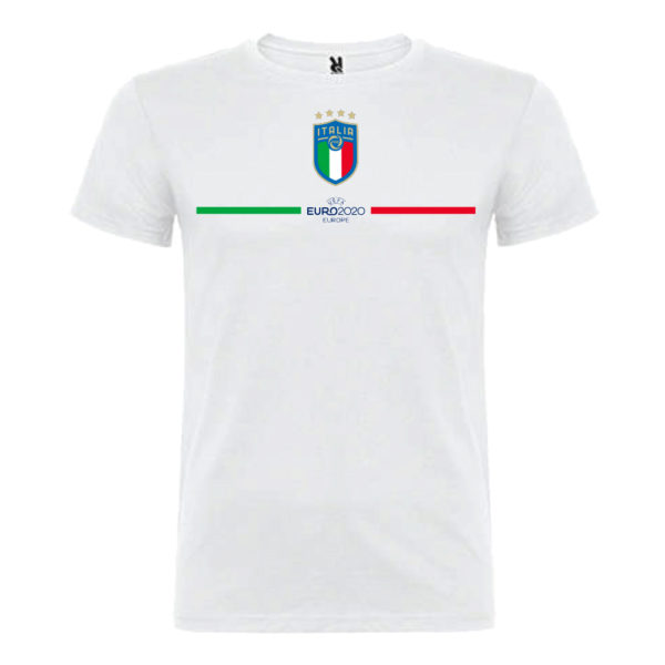 T-Shirt Italia EURO2020